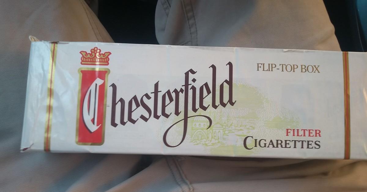 Chesterfield сигареты купить в москве блок сигарет купить красноярск