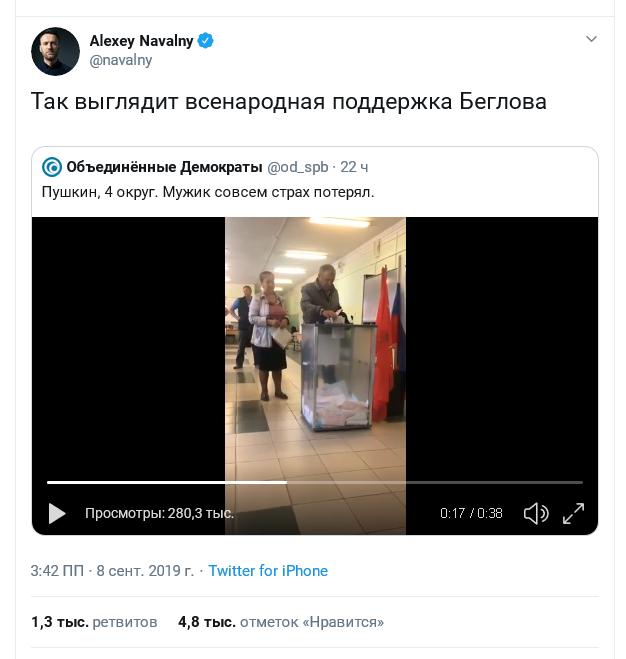 Как постить вбросы и оказывать влияние на людей Политика, Алексей Навальный, Красноречие, Лукавство, Беглов, Гифка, Видео, Длиннопост
