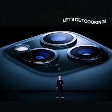 Iкаквкусно Видео рецепт, iPhone, Презентация Apple, Гифка, iPhone 11