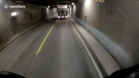 Случай в туннеле
