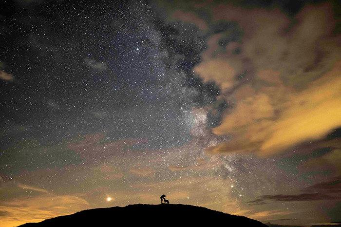 Звёздное небо и космос в картинках - Страница 37 1568796170192838213