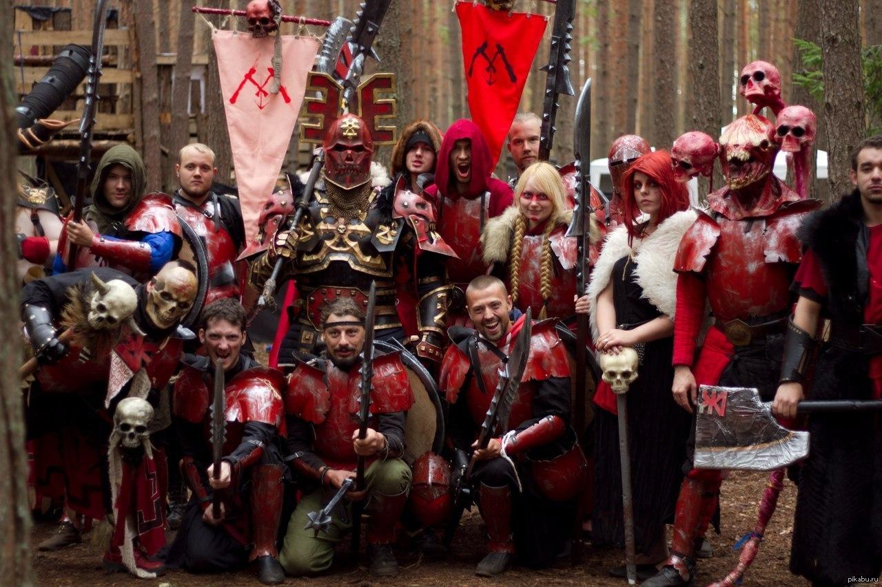 Warhammer ролевая игра ведьмак 2009 ролевая игра