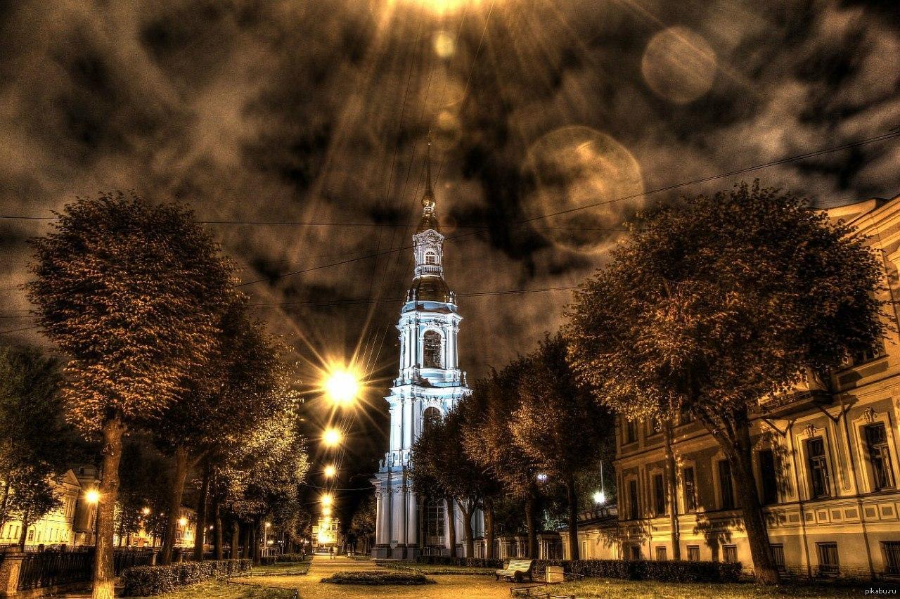 как ночью фотографировать архитектуру прибавил размерах