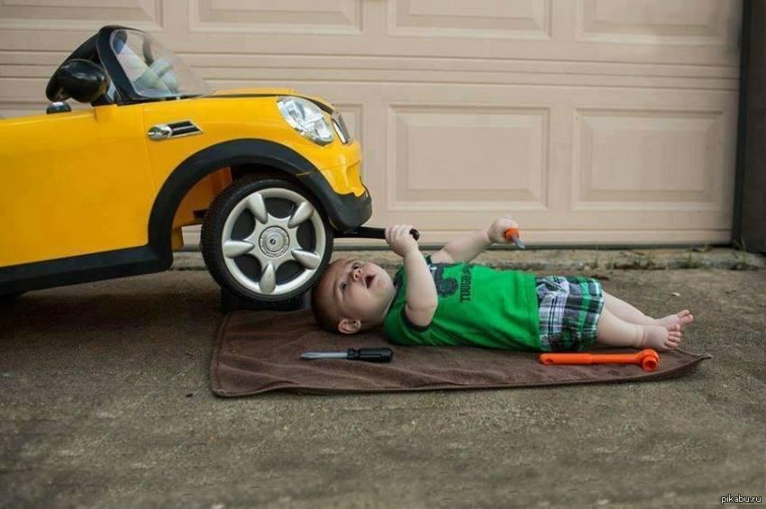 Прикольные картинки на тему машин