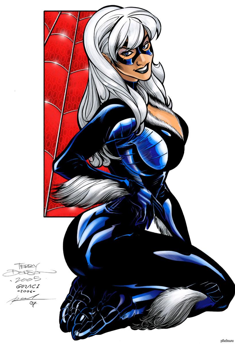 black cat marvel - 738×1081