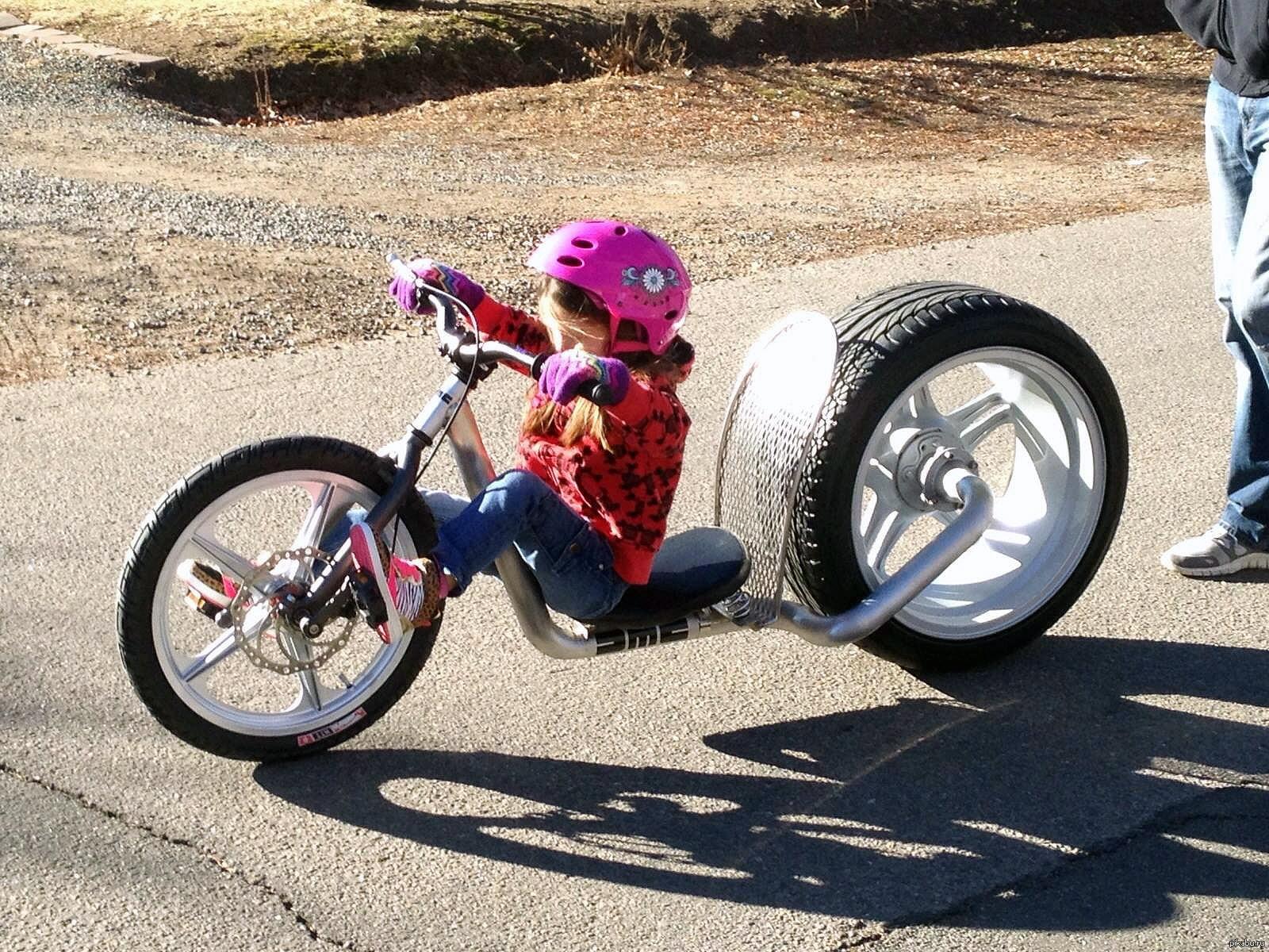Смешные картинки с велосипедом