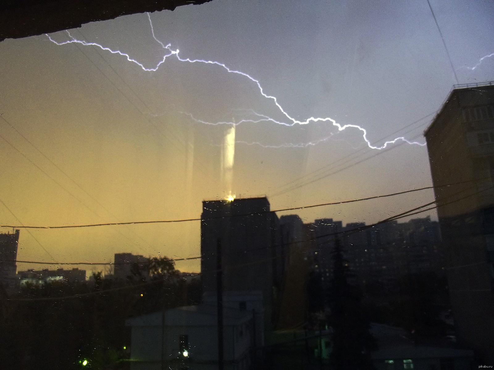 содержание того, как сфотографировать молнию ночью возникновения