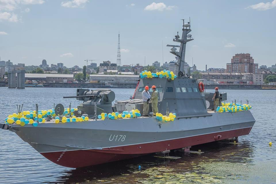 Украина анонсировала 100 проходов кораблей через Керченский пролив