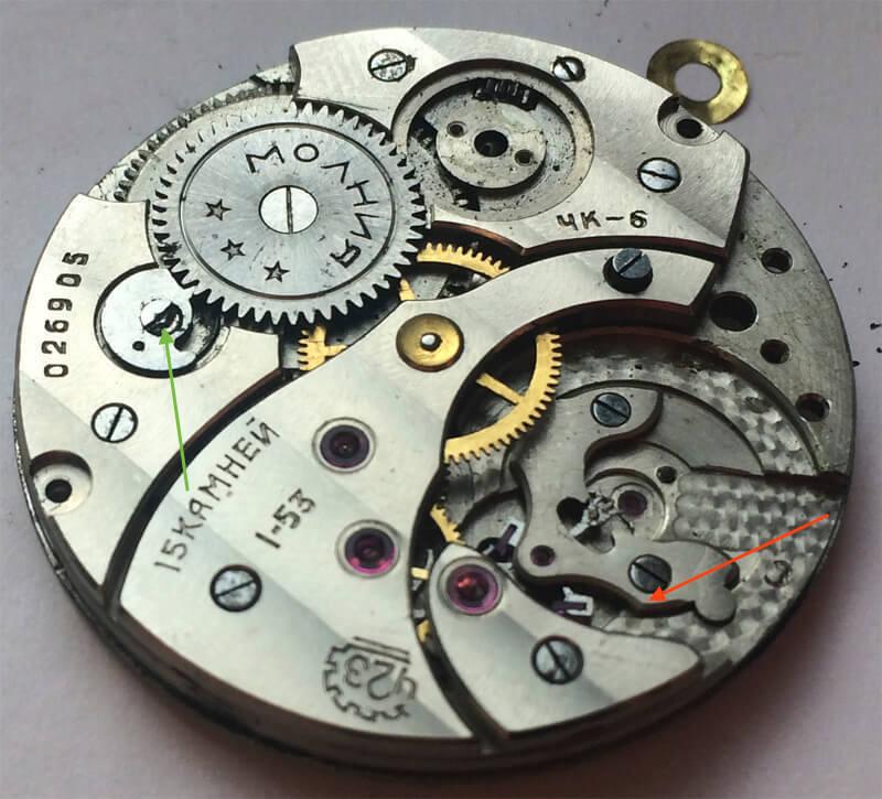 Переделка карманных часов в наручные часы часы восток 2416 купить