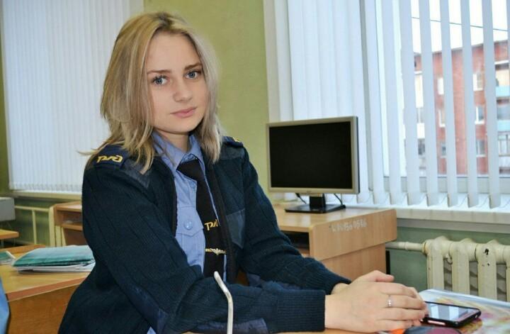 Работа для девушек ржд лилия любимова