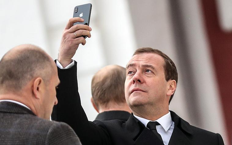 """Медведєв запропонував заборонити американські товари в РФ у відповідь на спроби """"покарати росіян"""" - Цензор.НЕТ 7902"""
