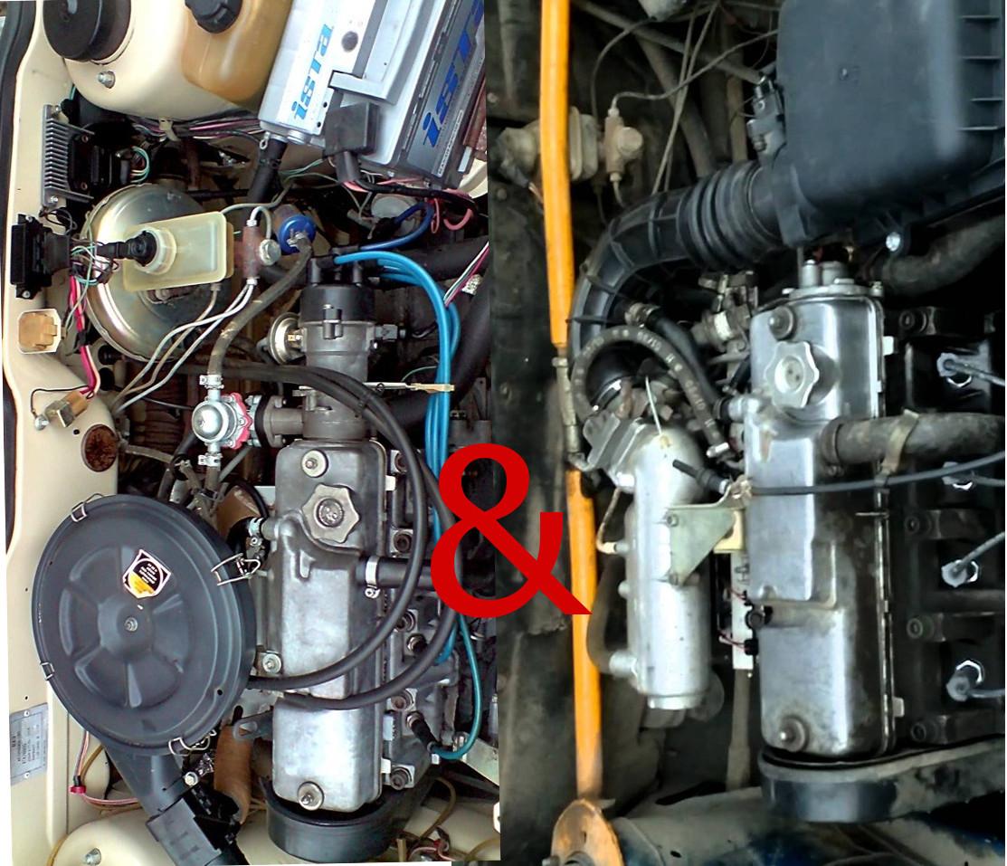 Барахлит двигатель Проверьте настройку карбюратора