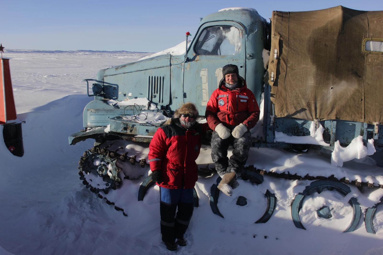 Как устроен арктический вездеход «Харьковчанка-II»