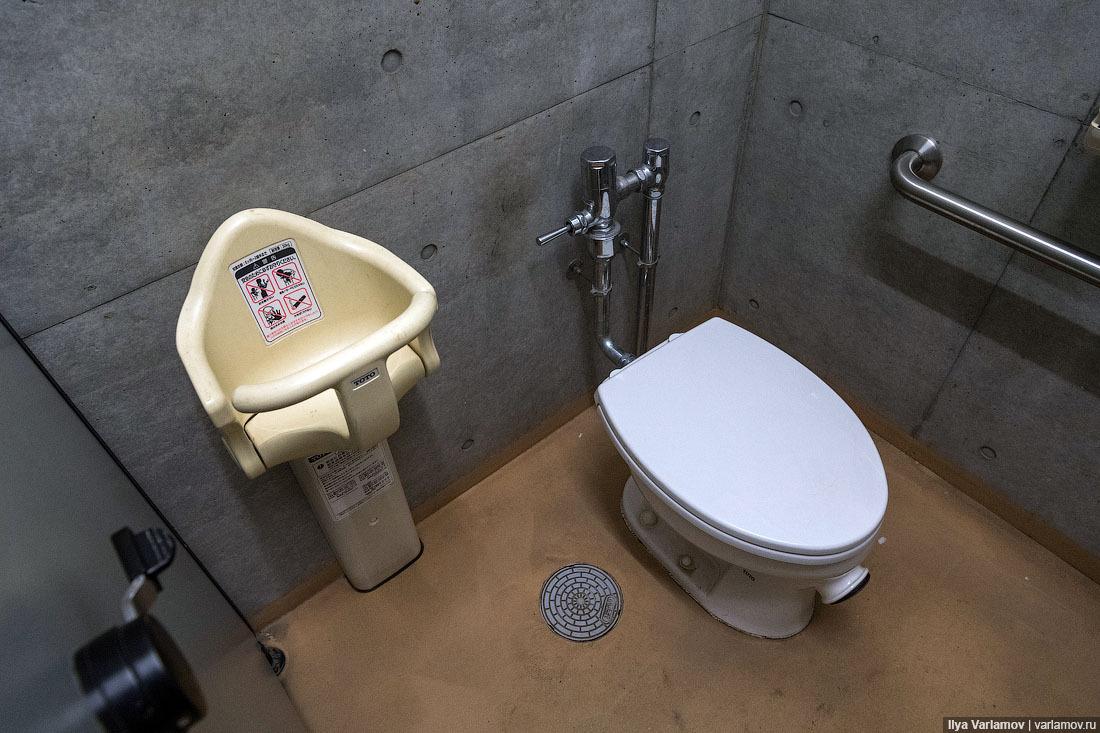 Мужские общественные туалеты видео — img 12