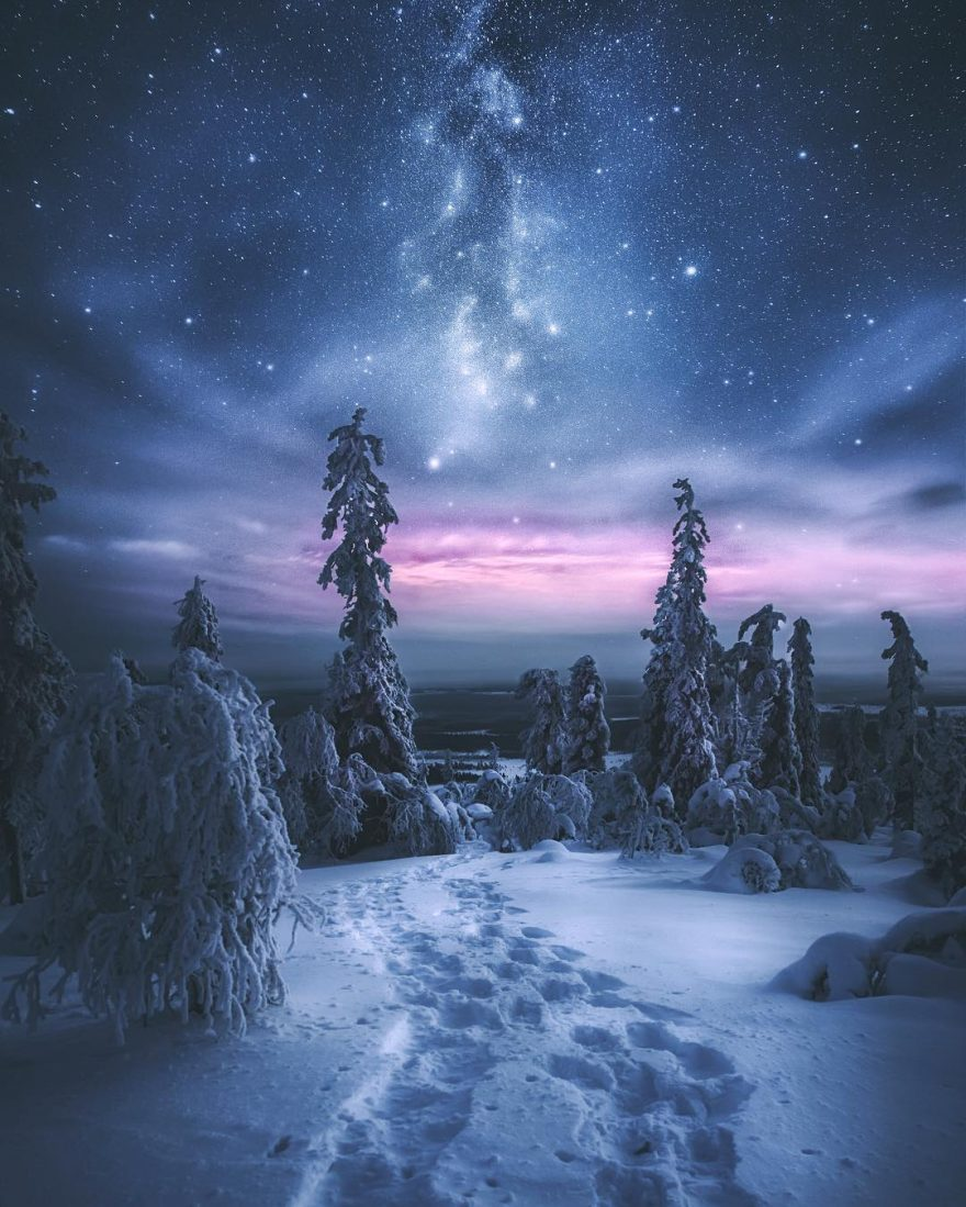 Звёздное небо и космос в картинках - Страница 39 1512342486189352325