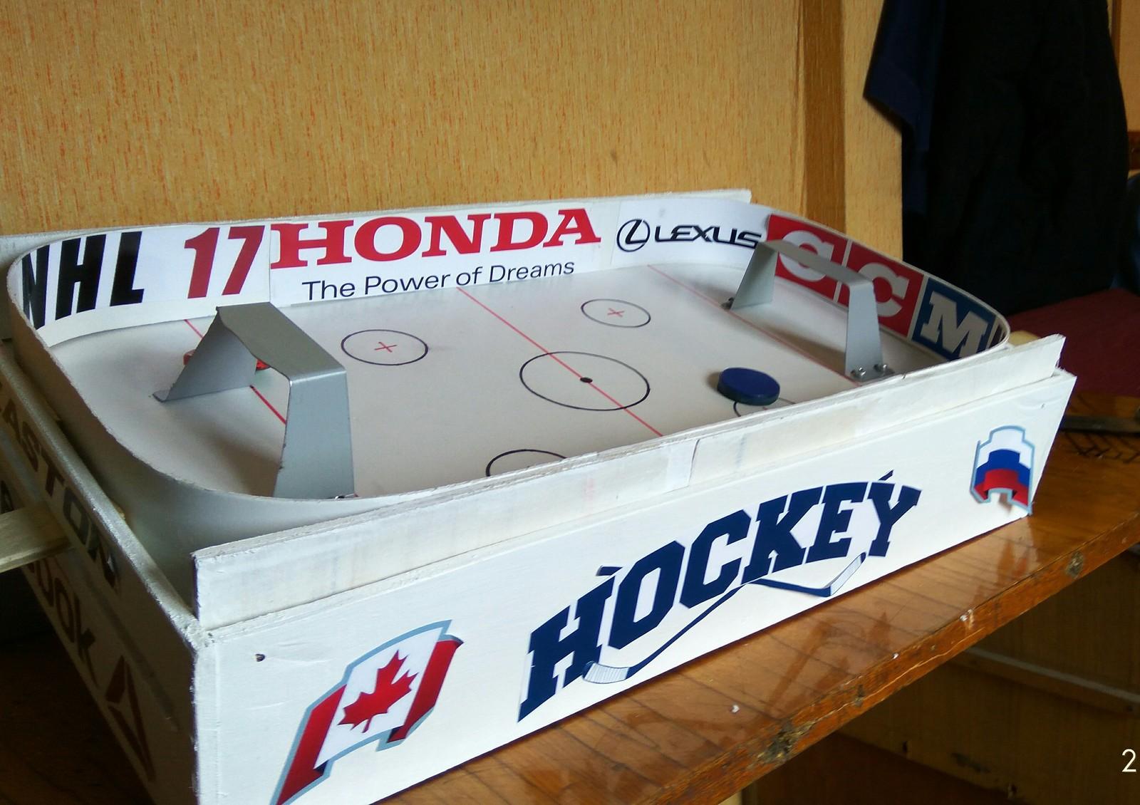 Хоккейные ворота своими руками размеры фото 818