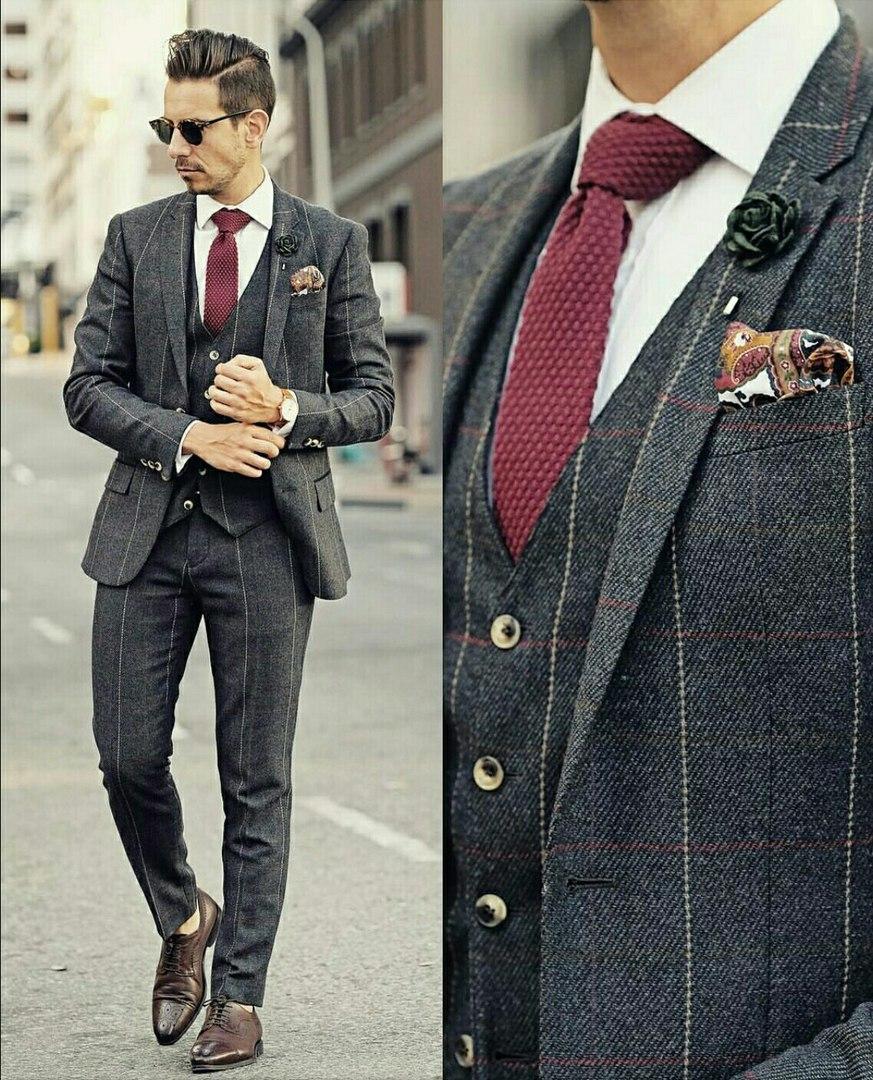 718a683abc94 Как и с чем носить мужской костюм? Костюм, Новый Год, Стилист, Одежда