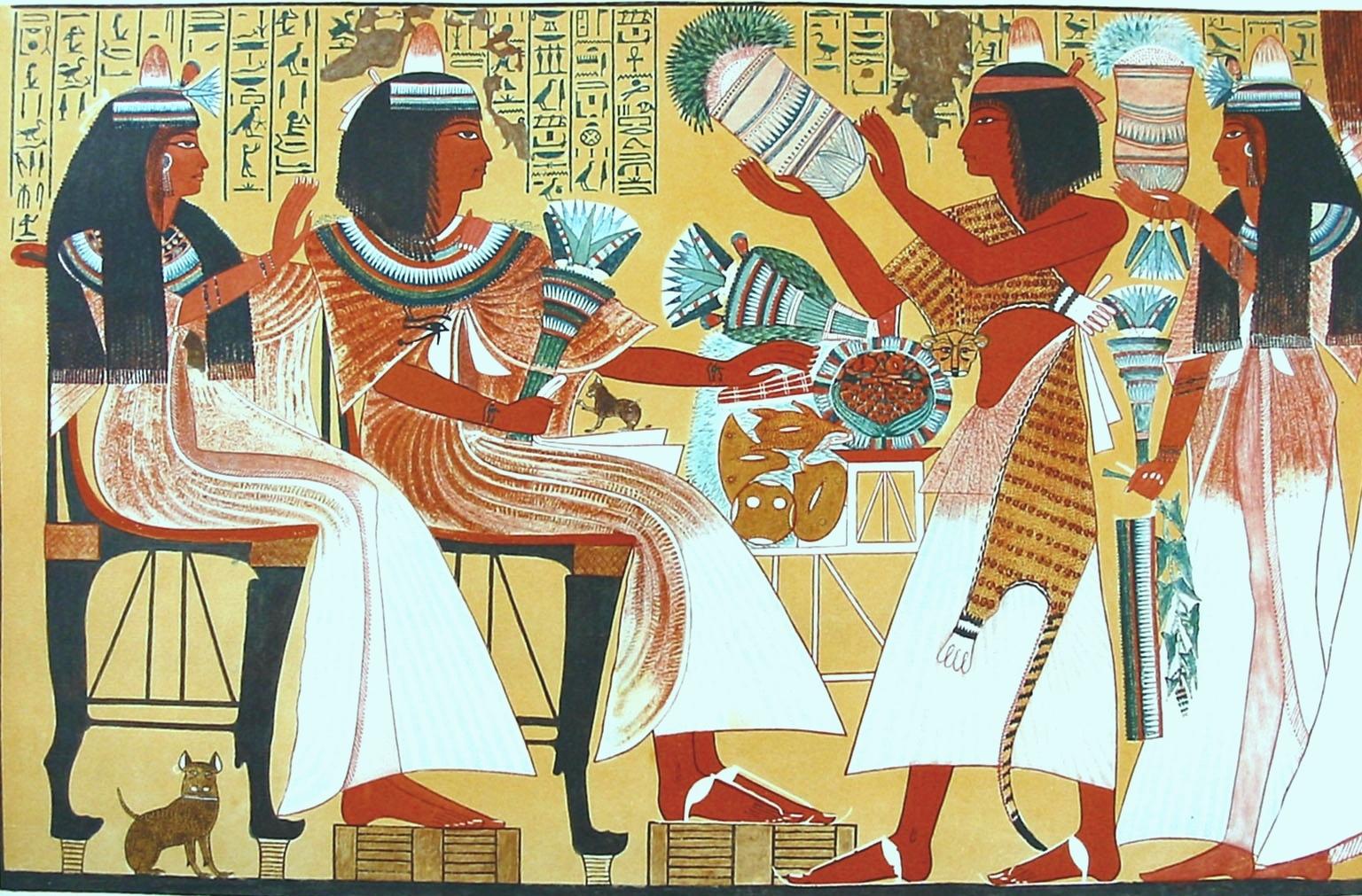 Секс в египте между египтянами