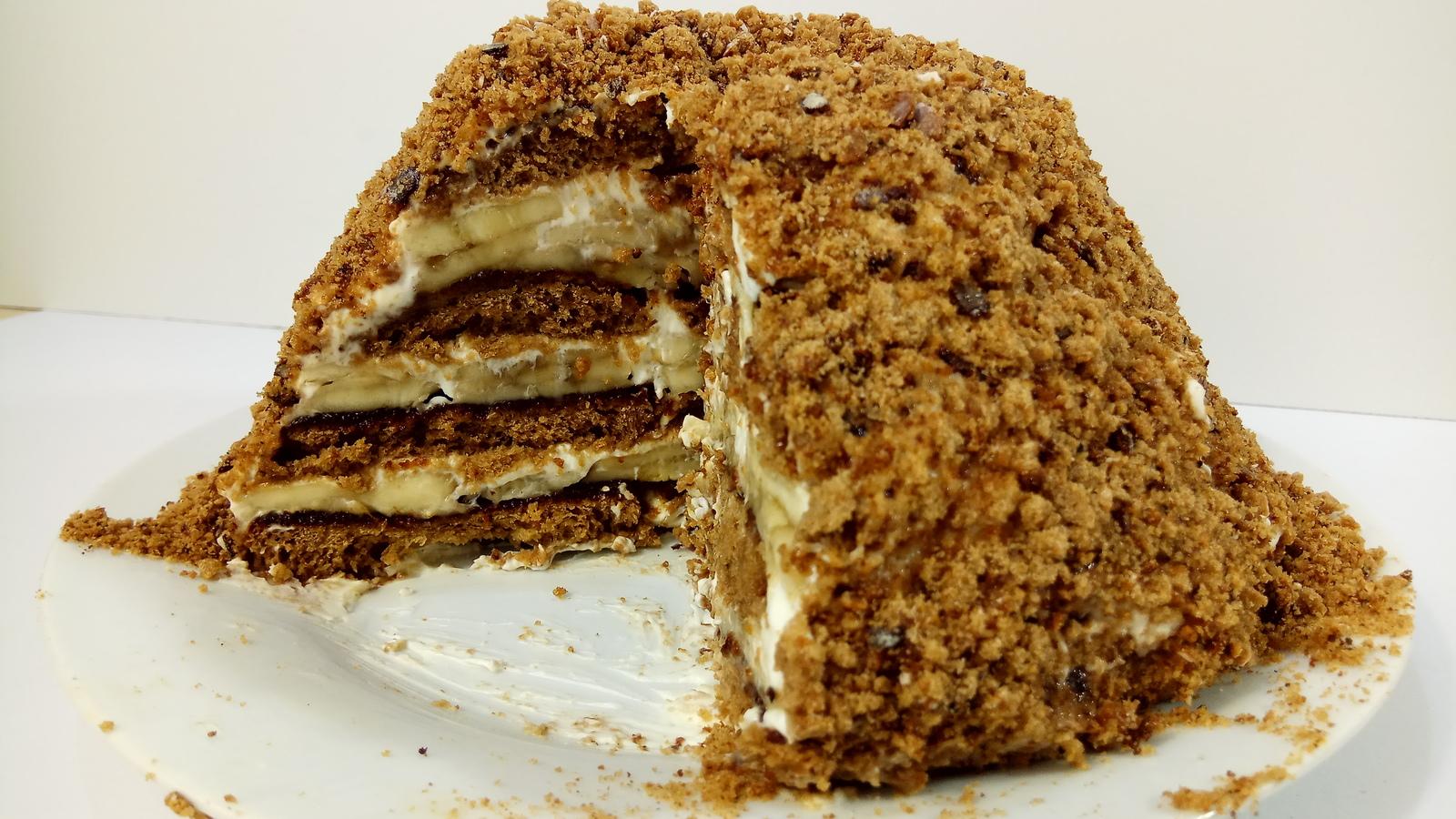 Рецепты тортов быстро и вкусно без выпечки — 1