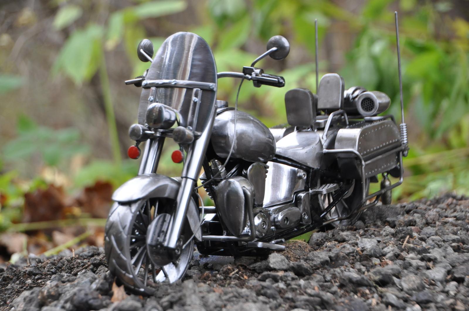 Модель мотоцикла Yamaha XVS 1100 Drag Star