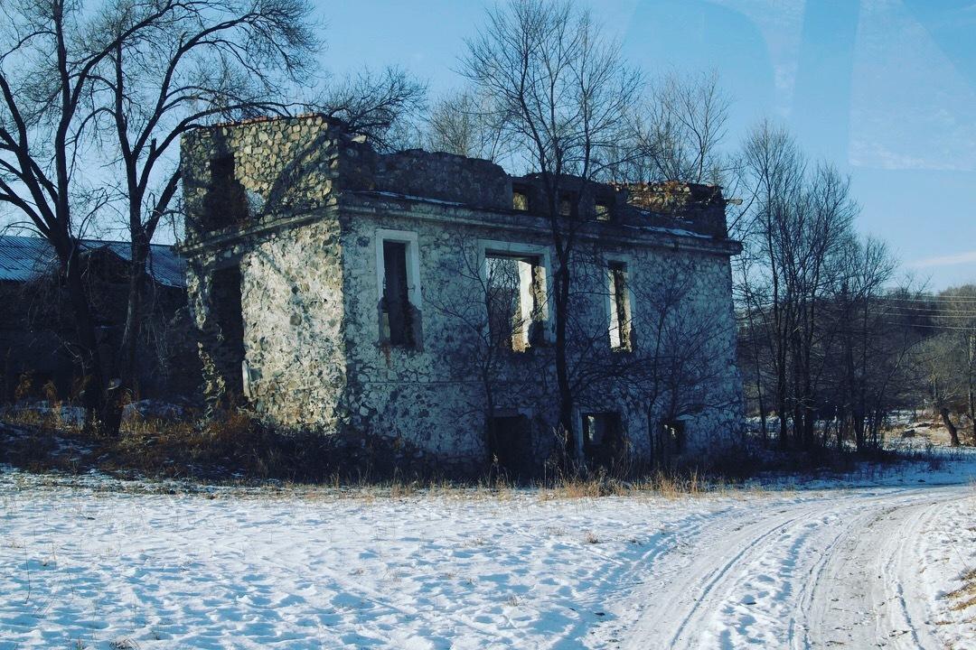 заброшенные деревни приморского края фото