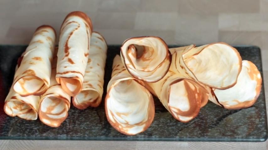 вафли на сковороде рецепт с фото