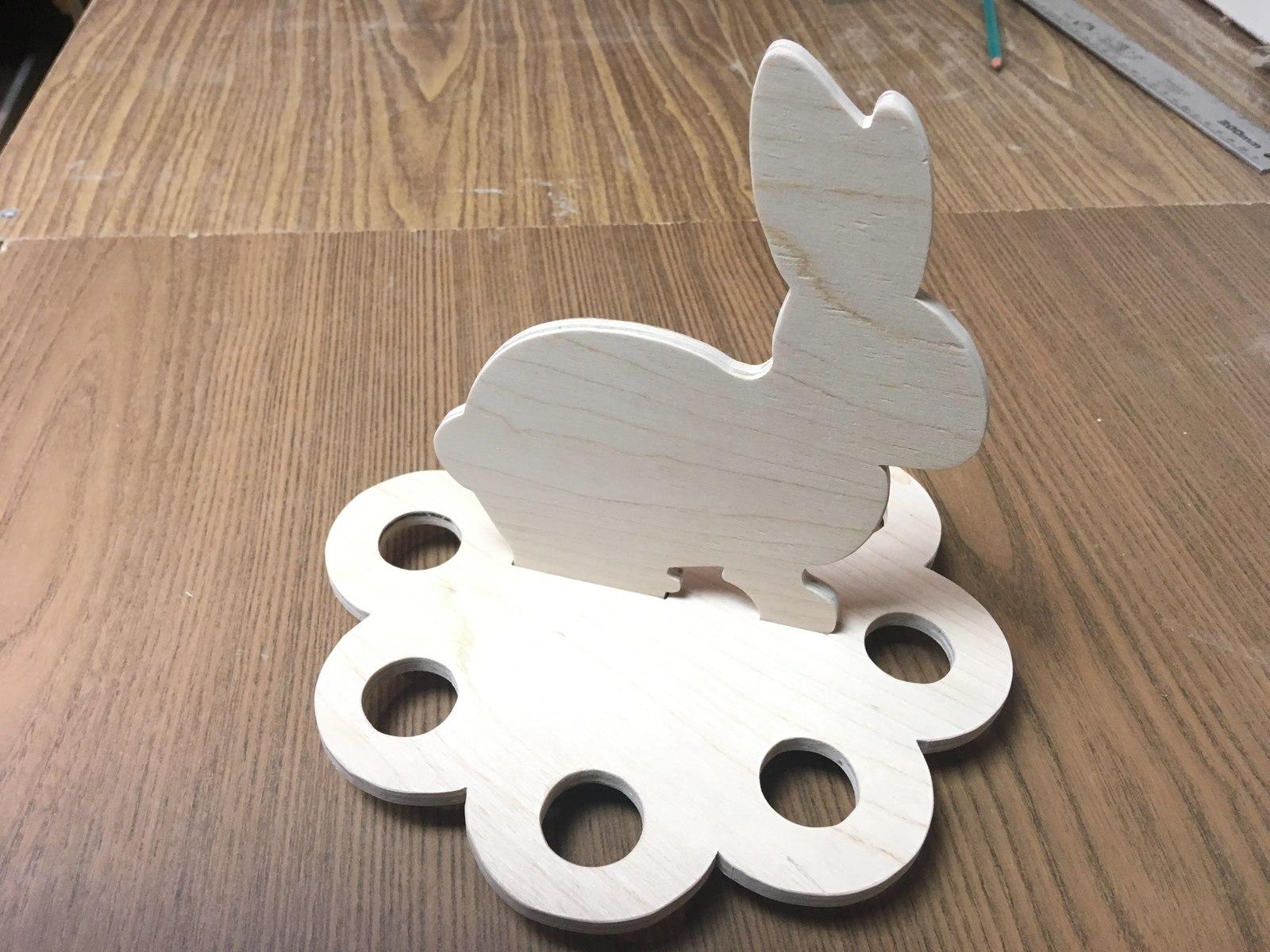 Заяц для яйца своими руками фото 537