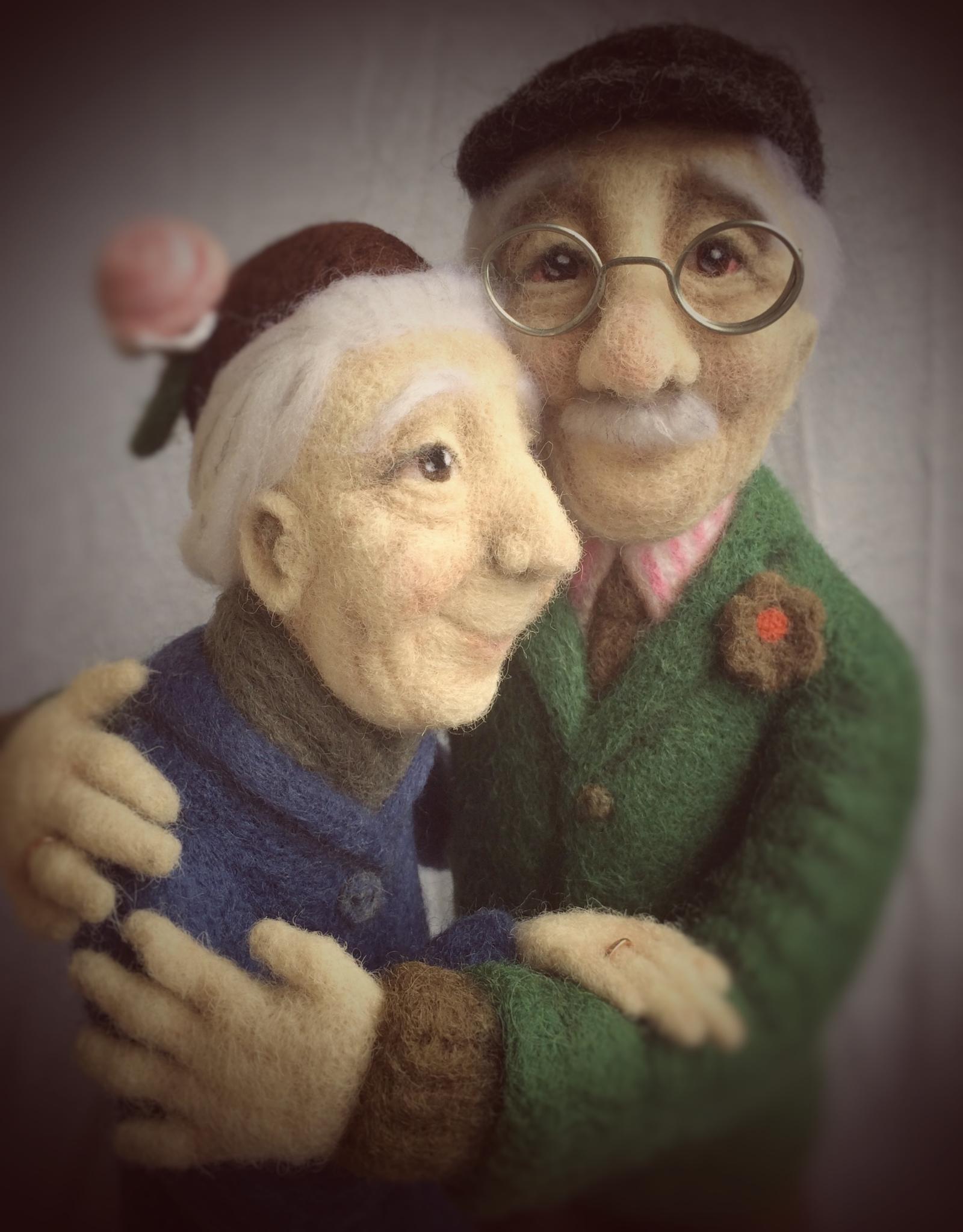 Дорогие мои старики... | Пикабу