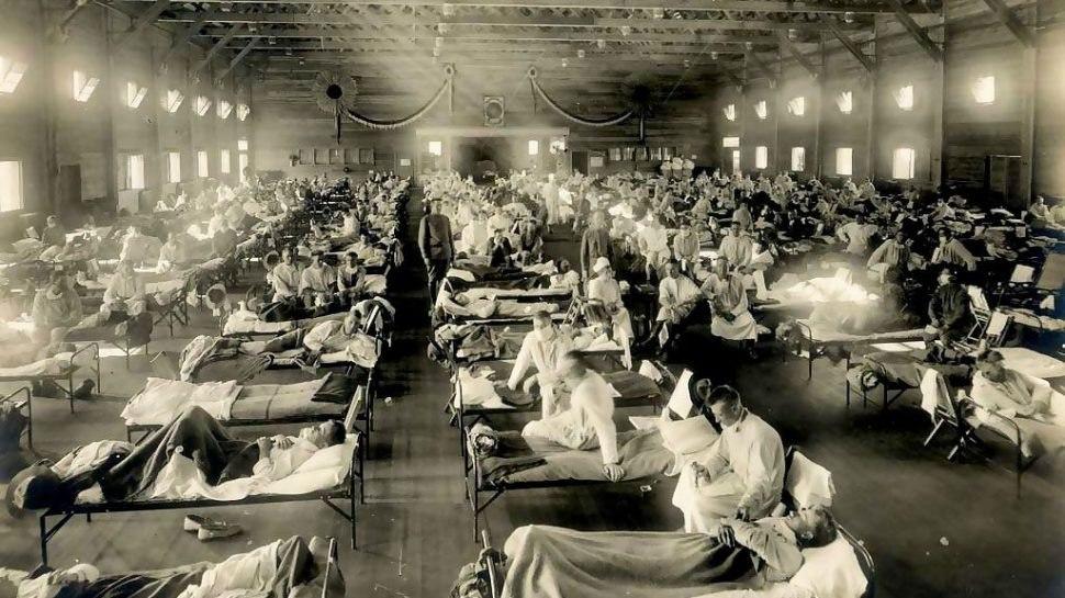 Картинки по запросу испанка болезнь