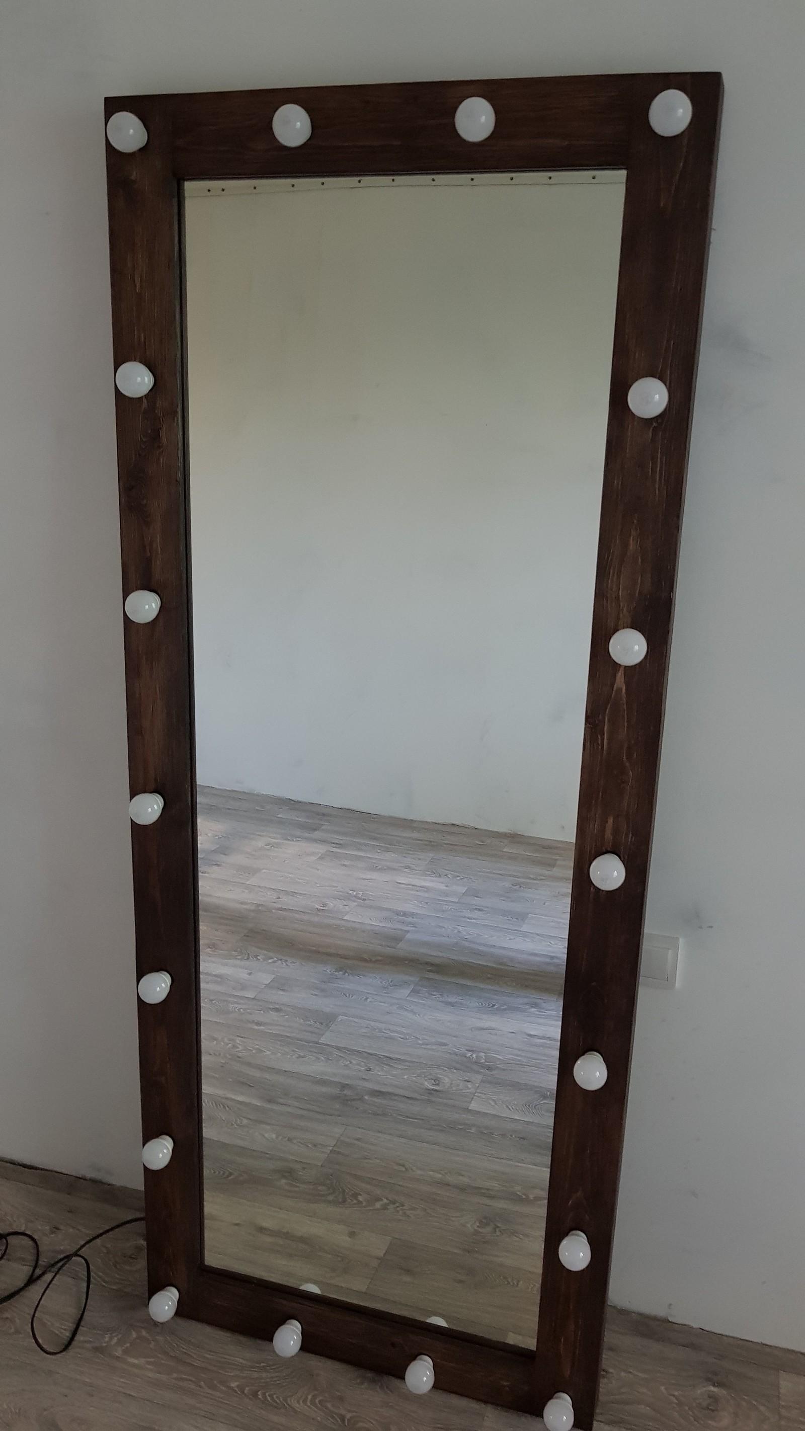 Зеркало во весь рост своими руками фото 952