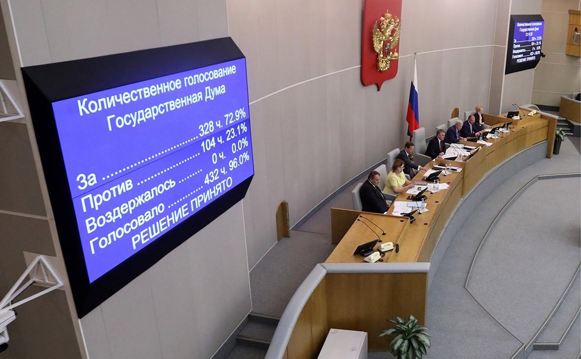 Госдума в третьем чтении приняла [PUNIQRANDLINE-(au-dating-names.txt) 56