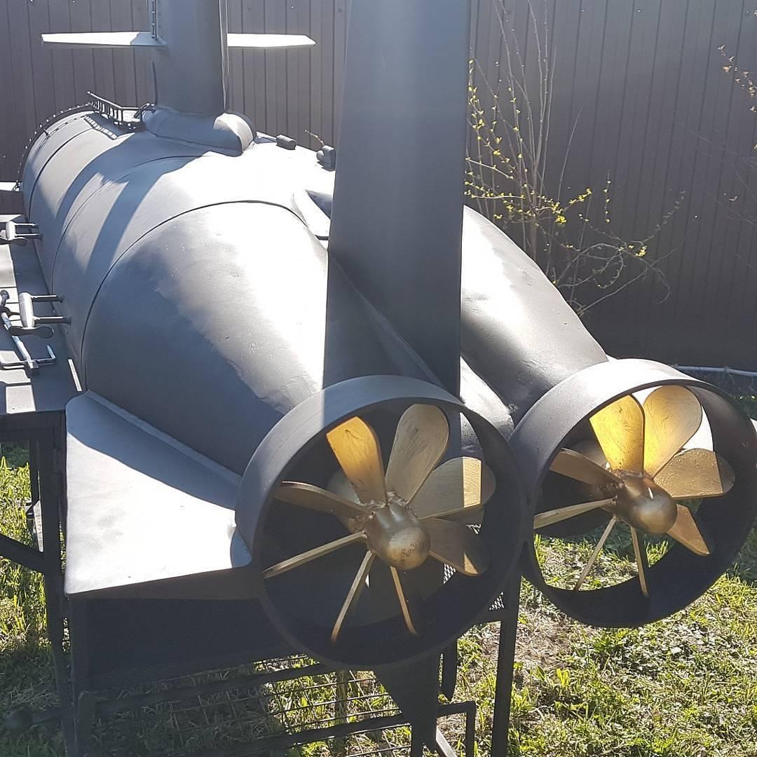 Как должен выглядеть мангал подводника Больше, можно, увидеть, инстаграме, сделано, подписывайся, httpswwwinstagramcomkaketosdelano