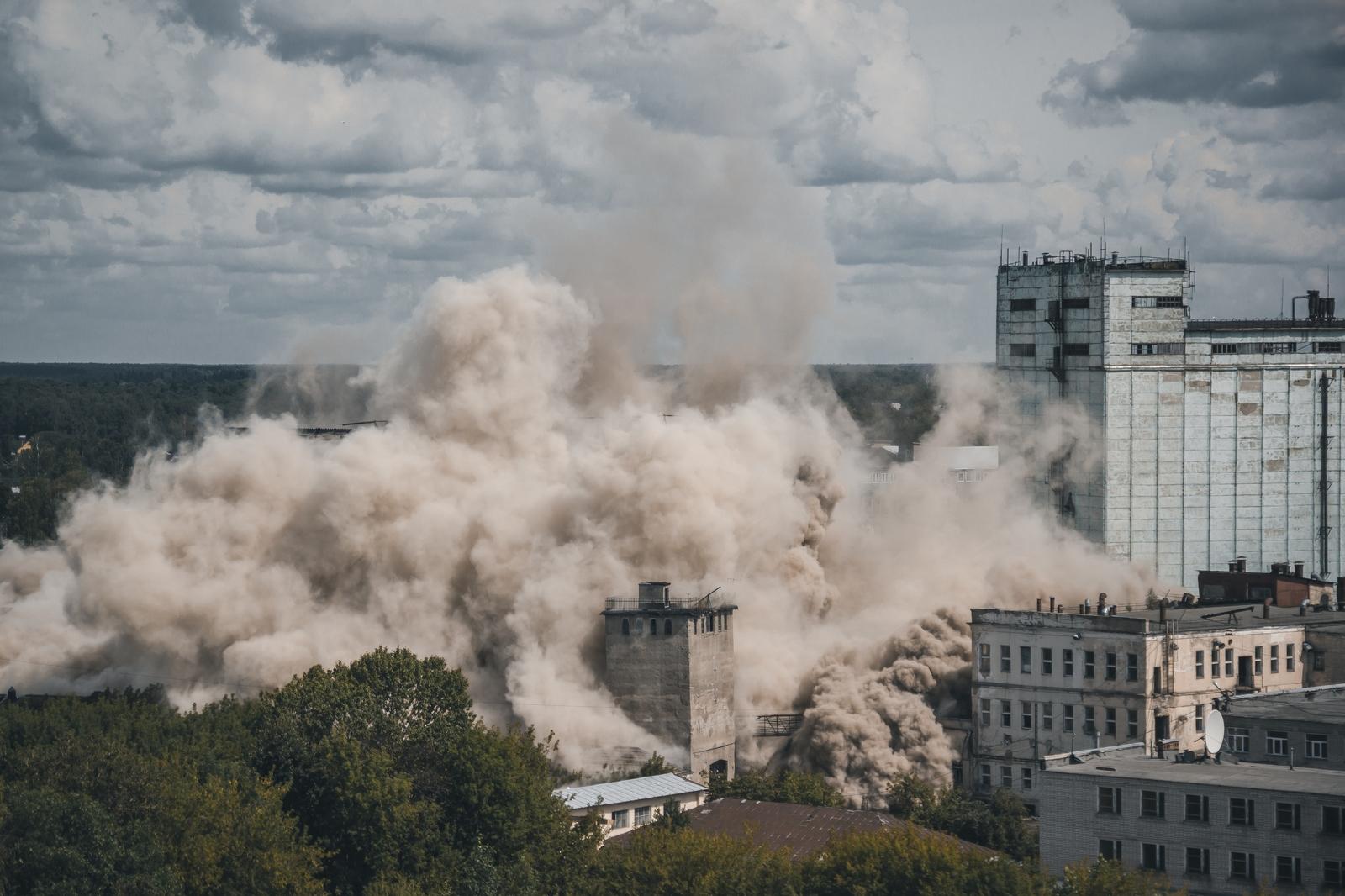 Элеватор взрыва последние новости ключевского элеватора алтайский край