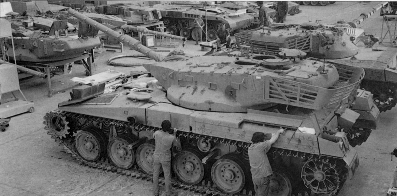 Как устроен израильский танк Merkava