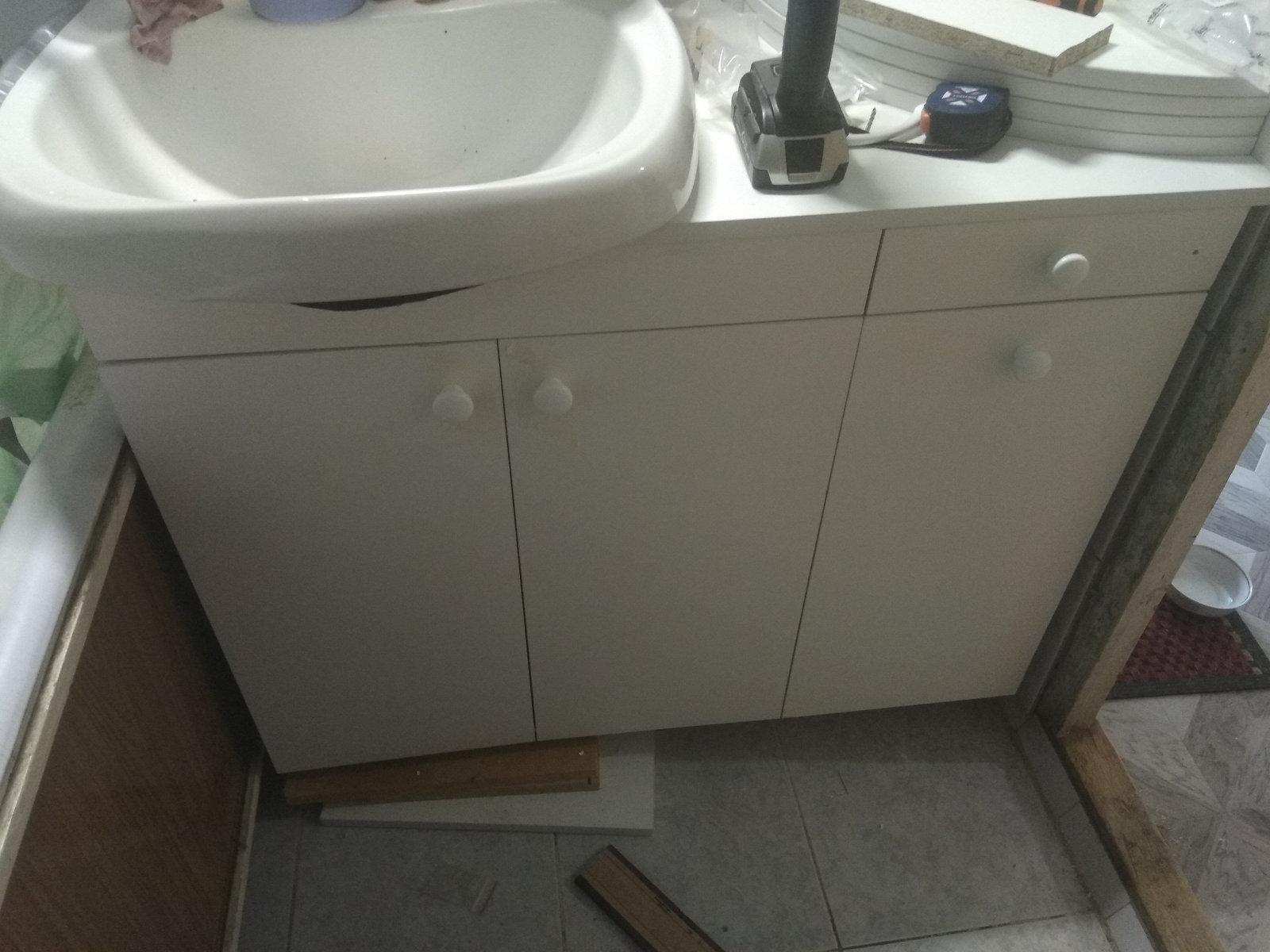 Ремонт ванной своими руками фотоотчет фото 682