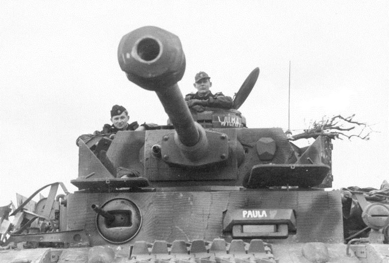 Как устроен немецкий танк Pz.Kpfw IV
