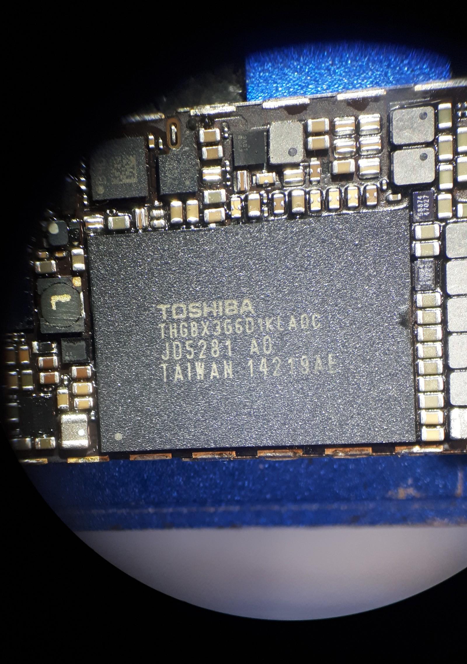iphone 4s замена трио