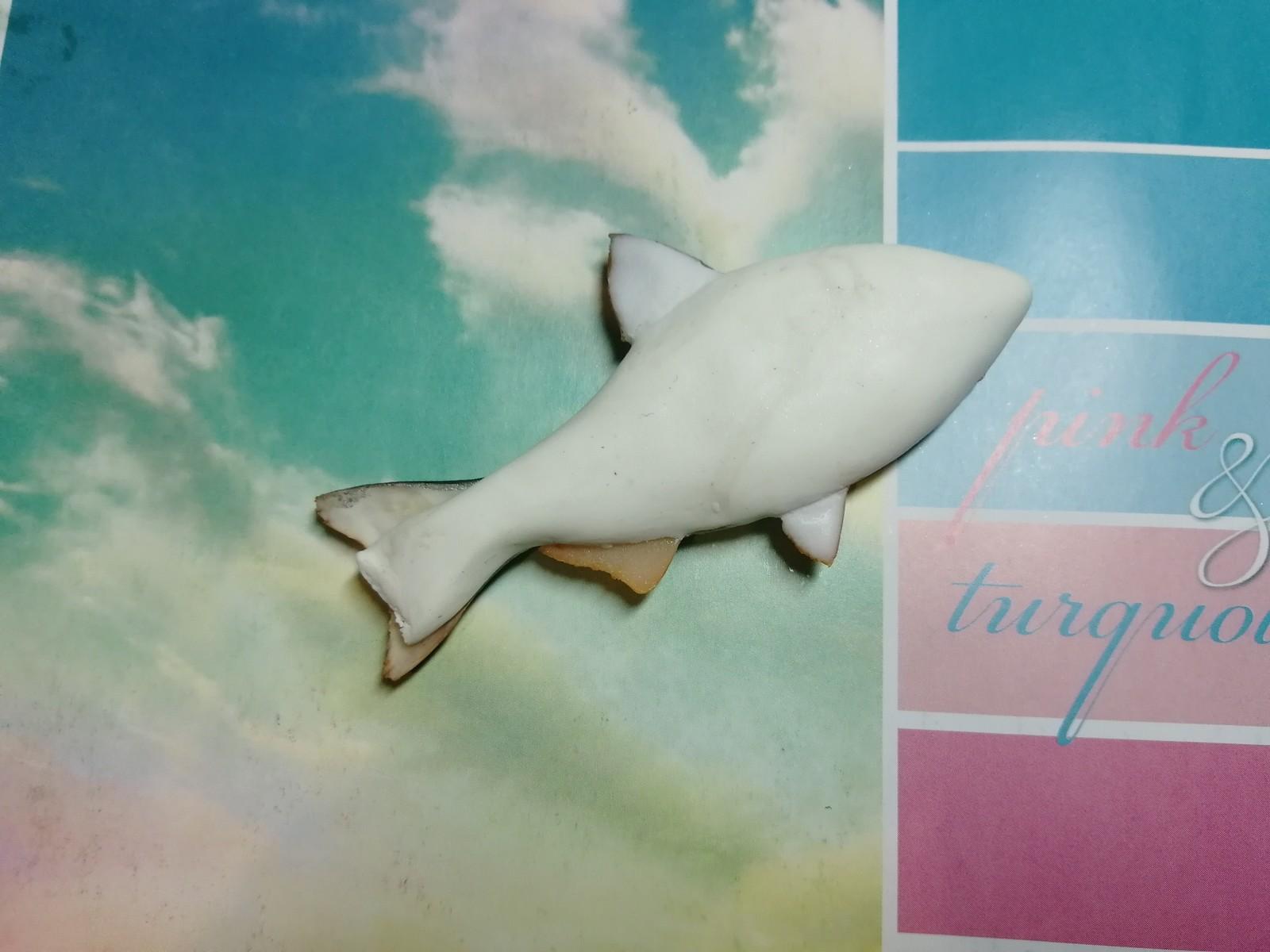 Обои профиль, рыбка, холст. Разное foto 15
