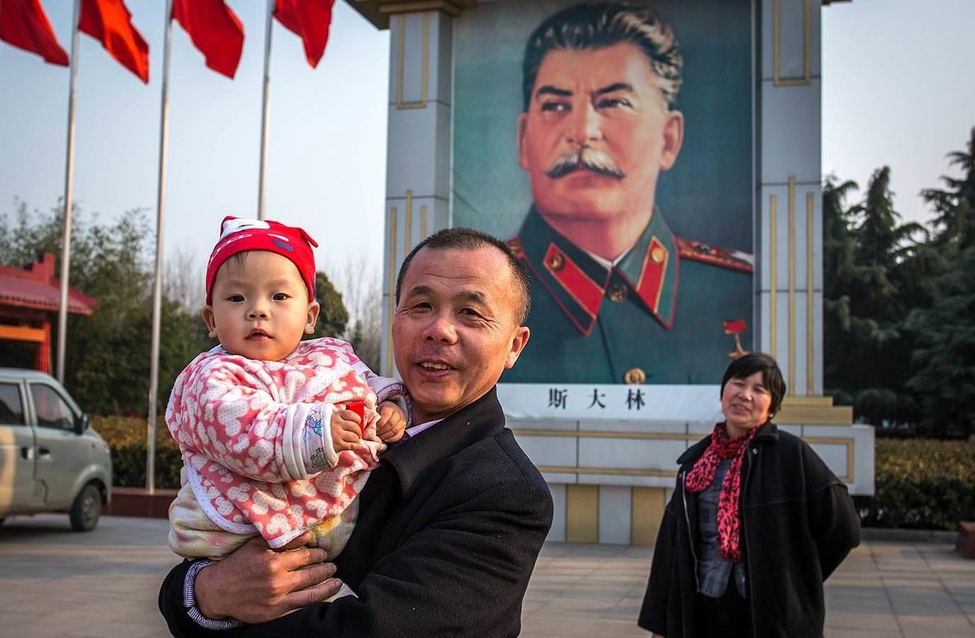 Китайская кантата о Сталине