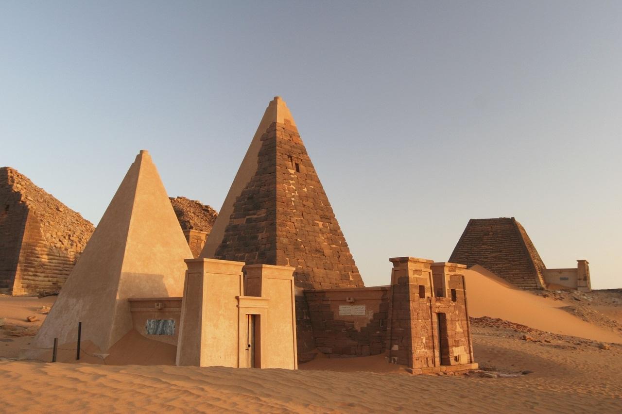 Обои гробница, иероглифы, Пирамиды, пустыня, египет. Разное foto 12
