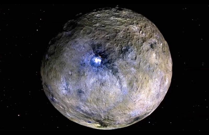 Znalezione obrazy dla zapytania: обнаружены следы искусственного вмешательства на Церере
