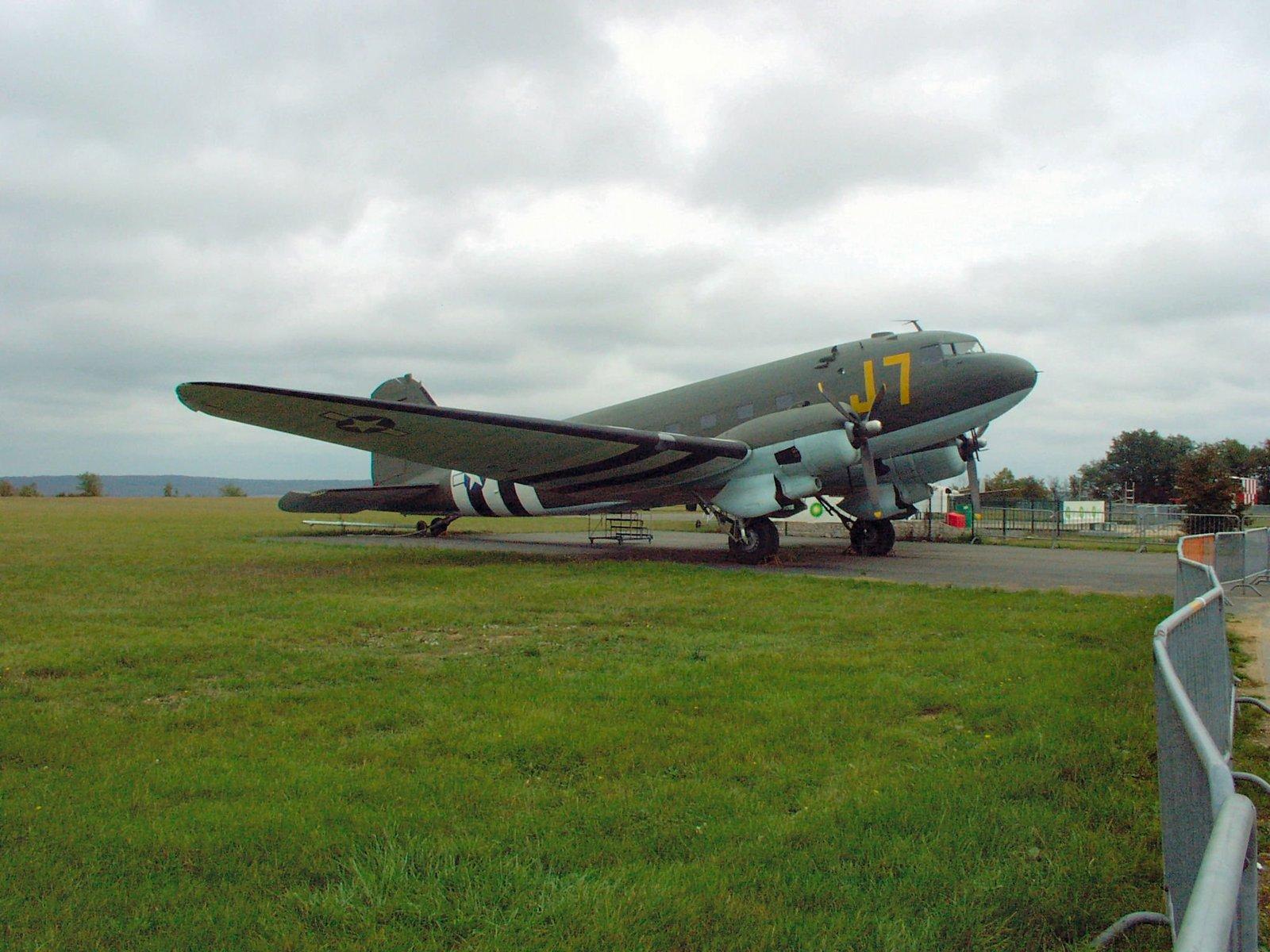 Обои Дуглас c-47, американский. Авиация foto 17