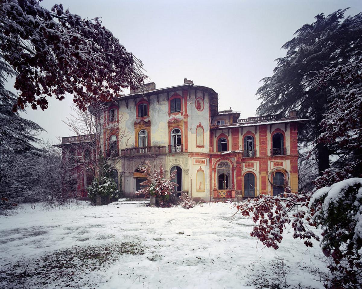 Заброшенные виллы купить участок дом за рубежом