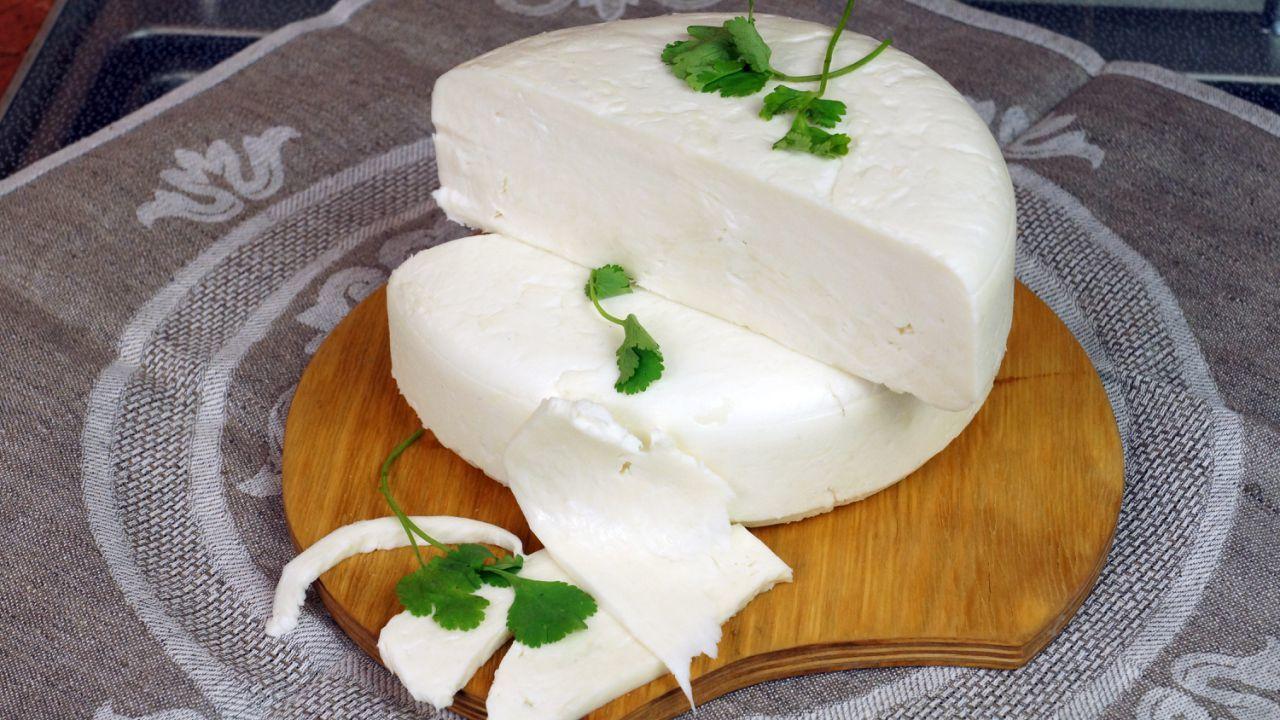 Рецепт сыра с хлористым кальцием