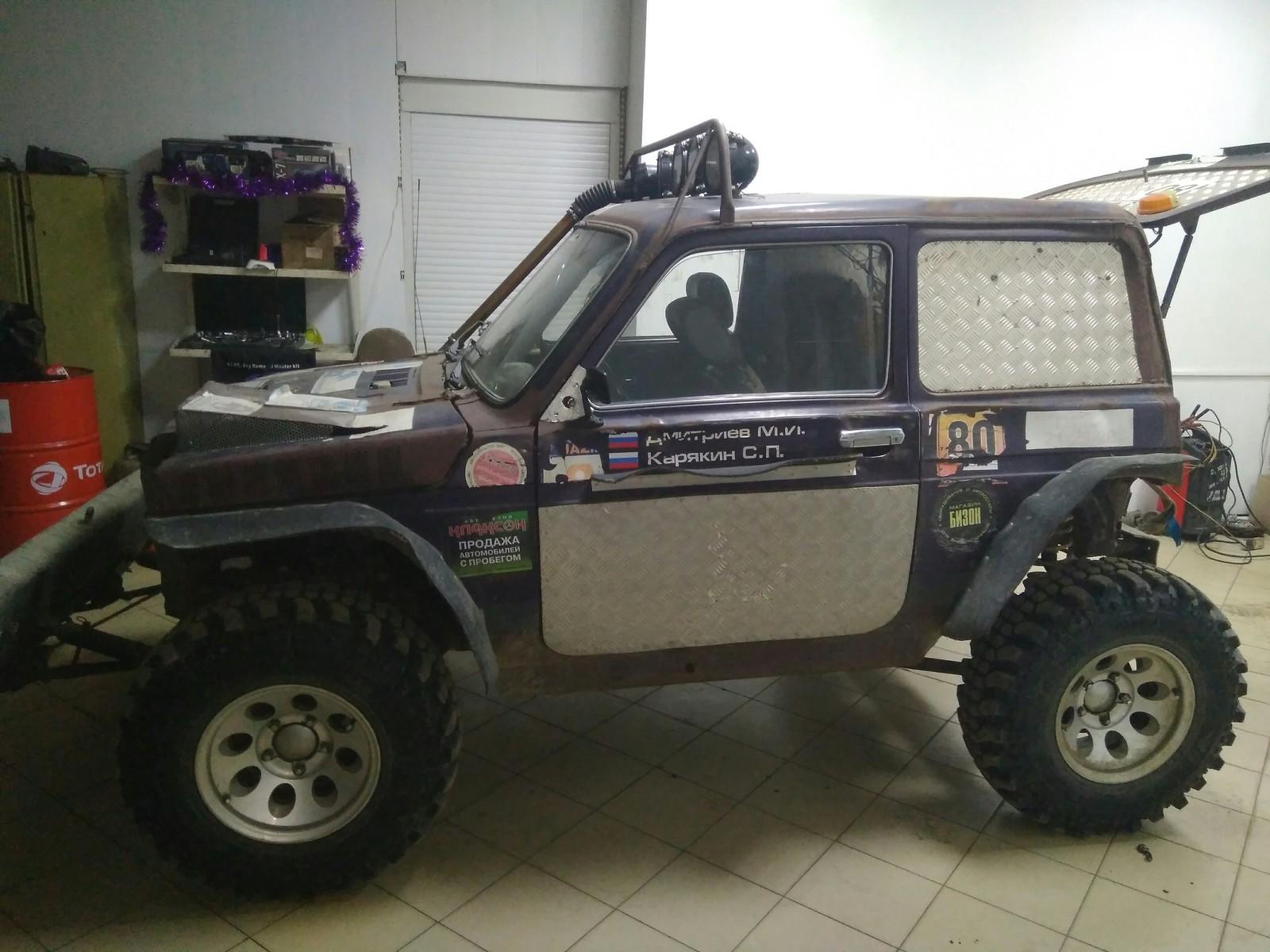 Обои джиппинг, багажник, джип, jeep, внедорожник. Автомобили foto 18