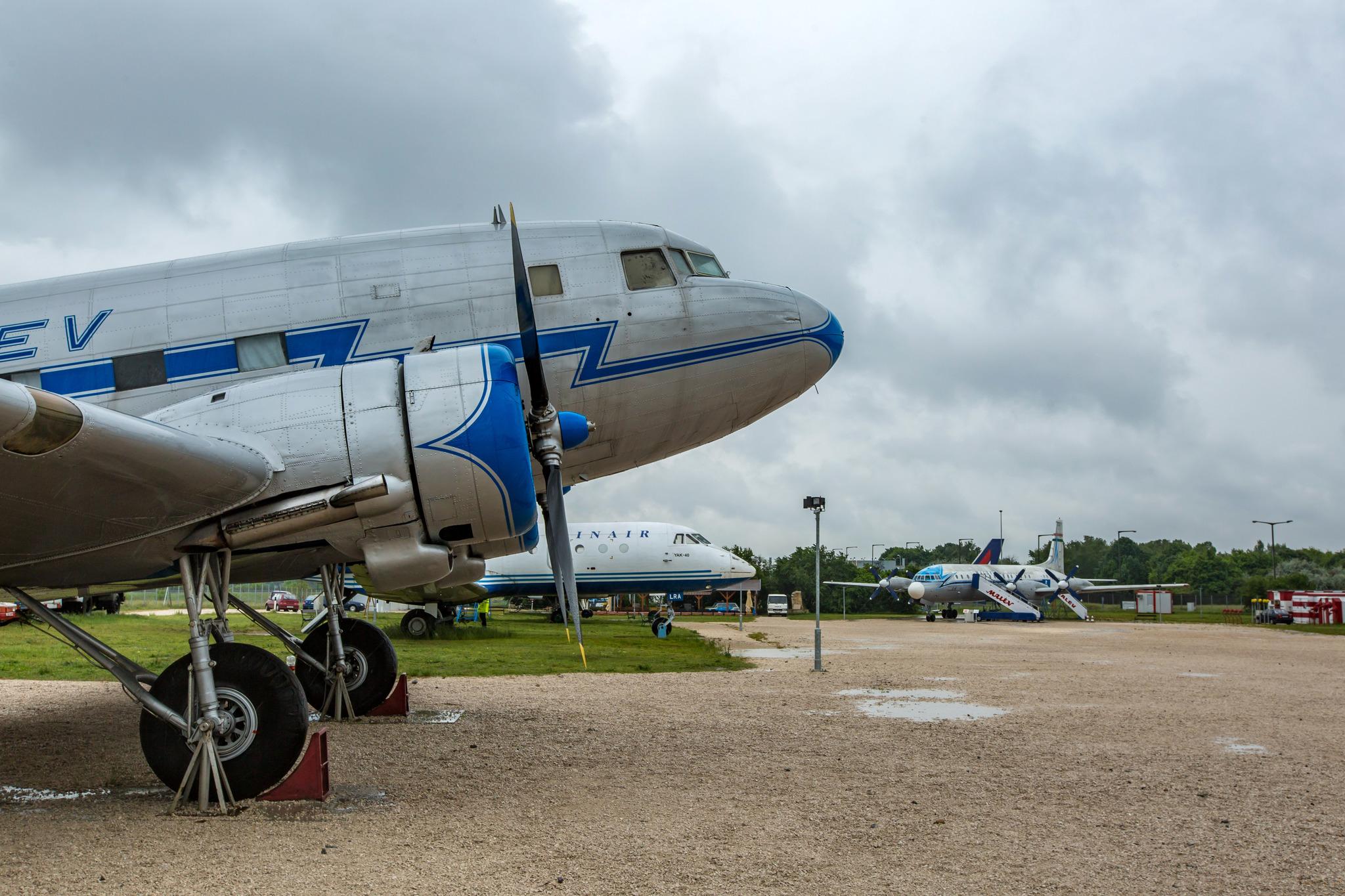 Музей советских самолётов в дебрях Евросоюза