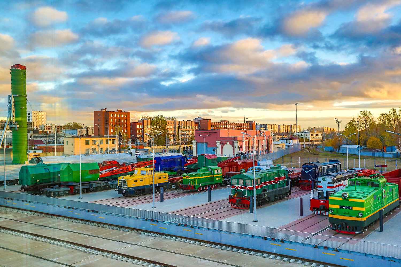 Лучший железнодорожный музей России